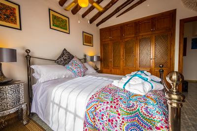 The Cabrera Suite bedroom again